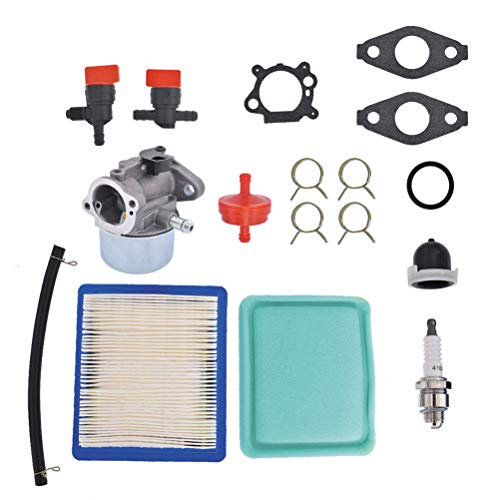 Carburetor Replacement for Briggs & Stratton 694202 693909 692648 499617 790120 Carb Fits for 6150 4-7 HP Engine 650 Series Troy Bilt 6.5HP