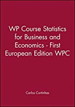 Wileyplus Course Statistics for Business and Economics - First European Edition Wileyplus Card