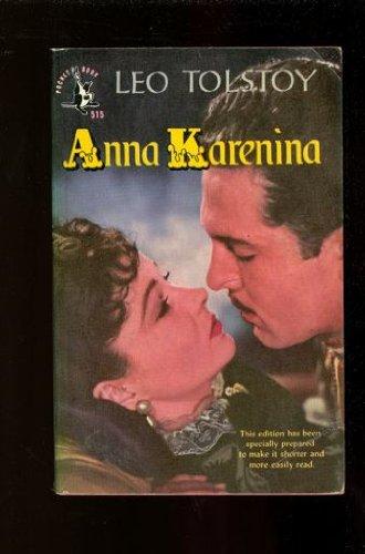 Anna Karenina B0007I04DI Book Cover