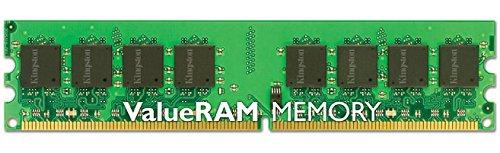 Kingston Technology ValueRAM 2GB DDR2-800 módulo de Memoria