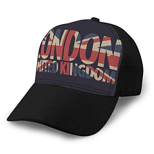 191 Sombrero de Malla Unisex Gorras de béisbol para Adultos...