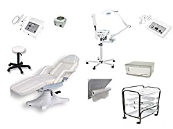 Eco II Spa Package Spa Equipment, Facial Chair