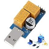 BSTQC USB Watchdog Card Computer Reinicio automático Pantalla azul Minería Servidor de juegos de computadora Hardware de computadora