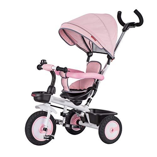 Byx- Kinderdriewieler Fiets 1-3 Jaar Oude Baby Kinderwagen 2-6 Baby Baby Kind 3 Wheeler Groot @