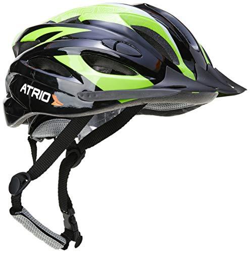 Capacete para Ciclismo MTB Inmound 2.0 Tam. M Viseira Removível 19 Entradas de Ventilação Azul - BI178 Atrio Adultos