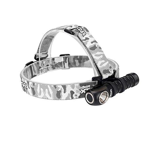 XTAR H3 WARBOY Headlamp 【CREE XM-L2 U3 白色LED搭載 / 明るさMAX:1000ルーメン/ 使用電池:18650×1本 or 18700×1本】ヘッドランプ