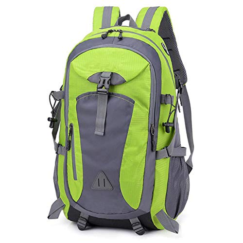 Unisex Waterproof Men Backpack Travel Pack Sports Bag Pack Outdoor Mountaineering Hiking Climbing Camping backpack 40L