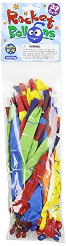 Schylling Rocket Balloon 30-Refill