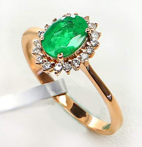 Designer S Jewel Designersjewel All Natural Green Emerald Rings