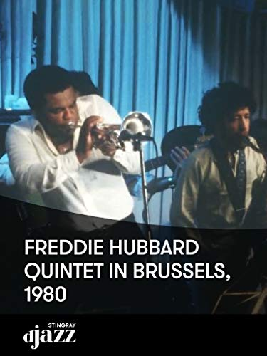 Freddie Hubbard Quintet in Brüssel, 1980