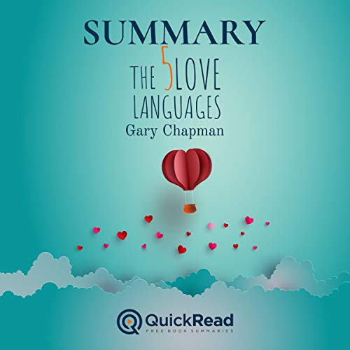 Couverture de Summary of The Five Love Languages by Gary Chapman