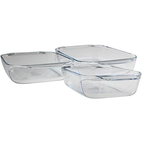 Pyrex ovenproof dish 40 x 9 x 25 cm