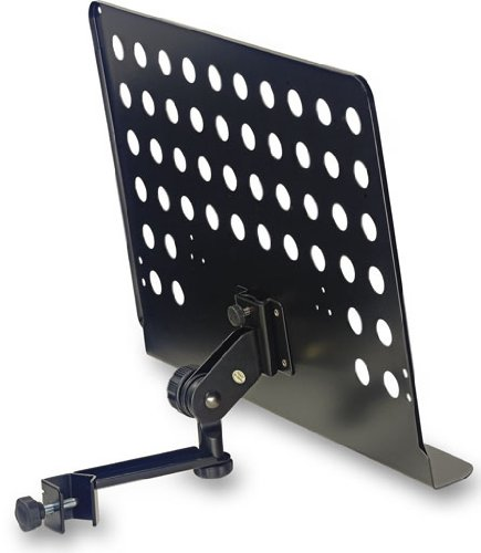 Stagg 25014513 Large Music Stand Plate with Arm, MUS-ARM 2