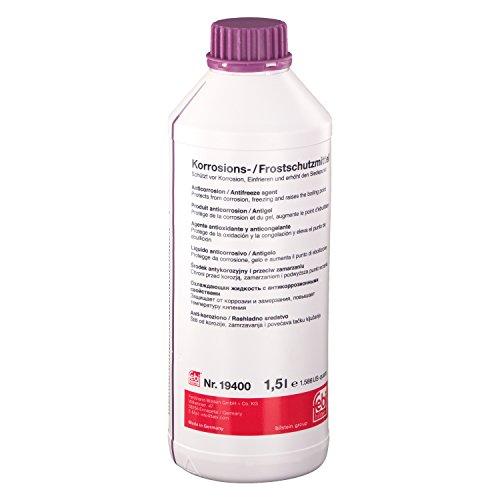 febi bilstein 19400 Frostschutzmittel G12+ ,1,5 Liter