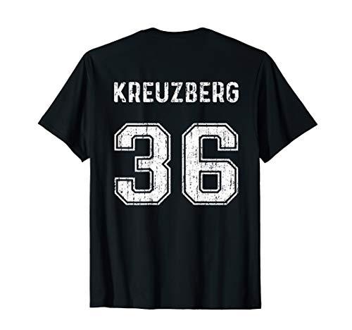 Kreuzberg 36 T-Shirt - Berlin Kreuzberg XBerg 36 Berliner