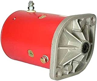 NEW Snow Plow Motor Replacement For Western Pump 46-2473 46-2584 46-3618