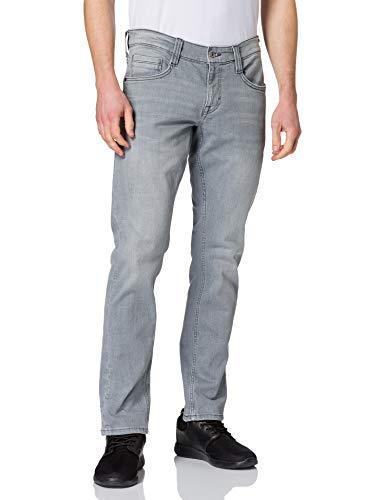 MUSTANG Herren Oregon Tapered Jeans, mediumgrau, 31W / 34L