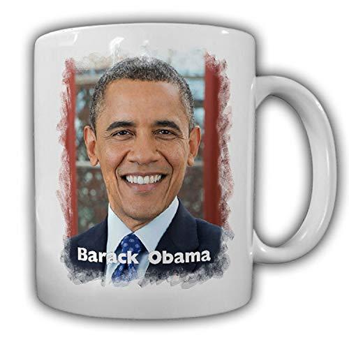 Tasse Präsident Barack Obama 44 Präsident Amerika America USA Kaffee #14143