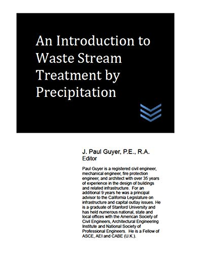 An Introduction to Waste Stream Treatment by Precipitation (English Edition)