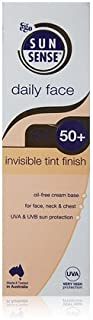 SunSense Daily Face SPF50+ Invisible Tint Finish Sunscreen