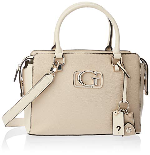 Guess Dames Annaria Girlfriend Satchel Hengseltas, 11x23x32 centimeter