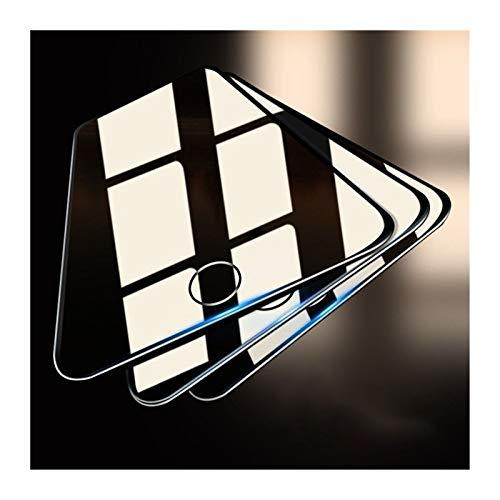 GBHD Película templada Pantalla Completa 3pcs Cubierta del Cristal Protector for el iPhone 7 8 Plus 6 6s 5s 5 de Se Protector de Pantalla (Color : For iphone11 Pro MAX, Size : 3Pcs)