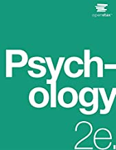 Psychology 2e by OpenStax (Official Print Version, paperback, B&W)