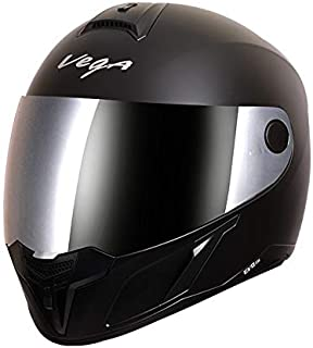 VEGA Dull Black With Bluetooth EVO-BT Size-(M)