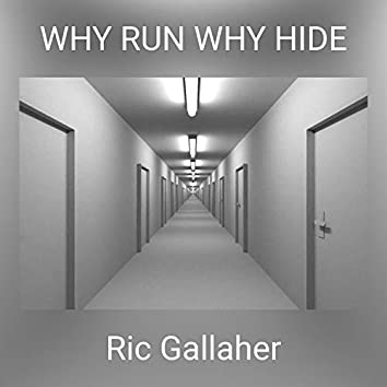 WHY RUN WHY HIDE