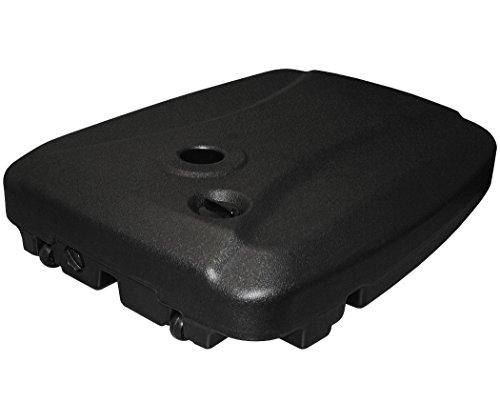 KMH®, Ampelschirmständer/Schirmständer für Wasser-Füllung (60 kg) aus hochwertigem HDPE Kunststoff (#107015)