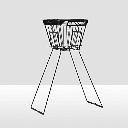 Babolat Tennis Cart Korb für Tennisbälle, Unisex Erwachsene, schwarz/Black, Einheitsgröße