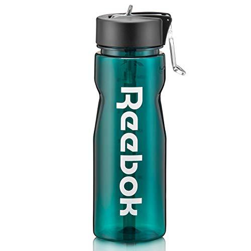 Reebok Botella de Agua Reebok-700ml-Azure Green, Unisex-Adult, Azure Verde