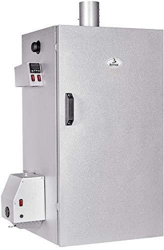Borniak Digital Smoker UWD-150 Aluyink-Edelstahl, Digitale Temperatursteuerung, Automatische aAuchentwicklung