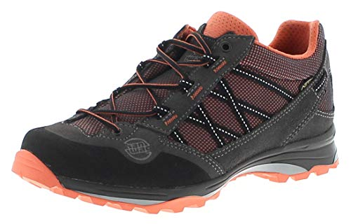 Hanwag Damen Leichtwanderschuhe Belorado II Low GTX anthrazit (201) 40,5EU