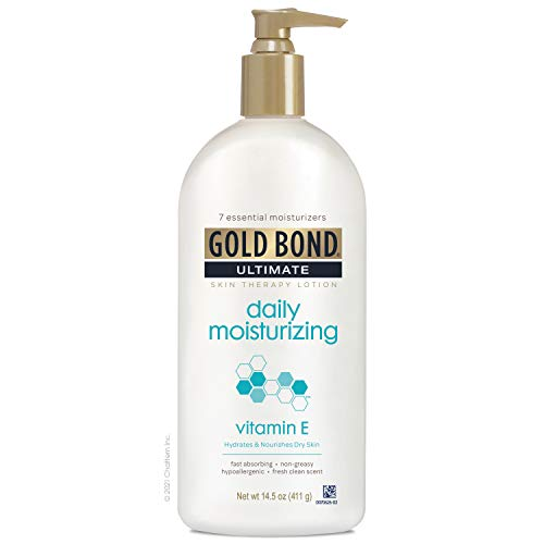 Gold Bond Ultimate Daily Moisturizing Lotion, 14.5 Ounce