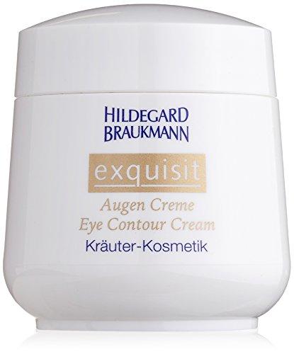 Hildegard Braukmann Exquisit femme/women, Augen Creme, 1er Pack (1 x 30 ml)