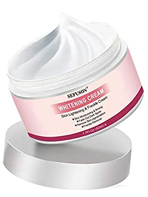 Whitening Cream for Face, Dark Spot Corrector, Brightening Cream, Dark Spot Corrector for Face, Spot Cream for Face, Freckle Fade Removal, Age Spots for Face and Body.