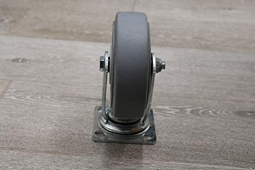 "SmartBoardsUK Suspension HoverKart für Hoverboard Swegway Self Balance Roller 6,5 \"", 8\"", 10 \""und Alles GELÄNDE (VORDERRAD)"