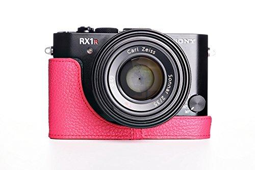 BolinUS Kameratasche für Sony RX1RII RX1R2 RX1R II (nicht passend für RX1R) mit Öffnung unten