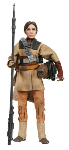 Star Wars Leia Boushh 12 Inch Action Figure by Sideshow Collectibles