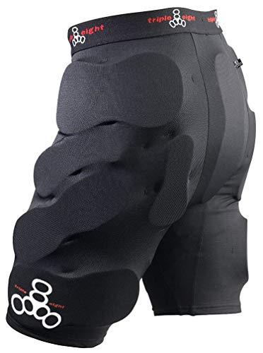 Triple 8 - Protection De Skate Short Bumsavers -...