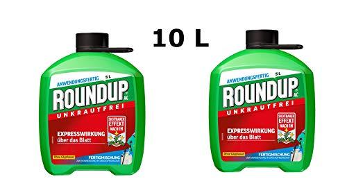 Roundup 2X 5L AC (Ohne Glyphosat)