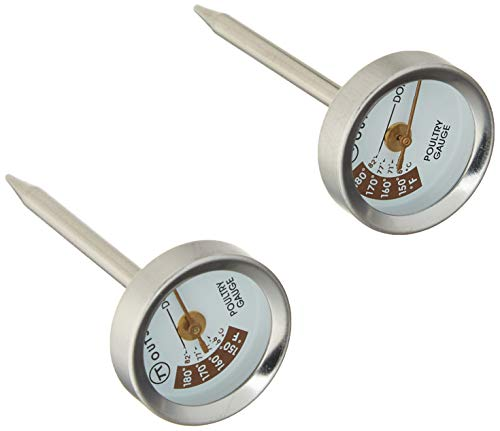 Outset F807 Poultry Thermometers, Set of 2