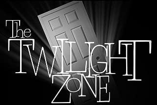 The Twilight Zone classic TV door logo 24x36 Poster