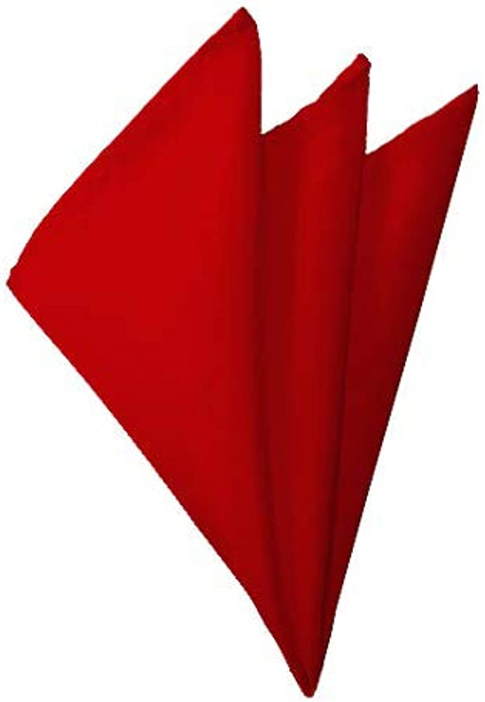 online shopping Solid Red Mesa Mall Handkerchief