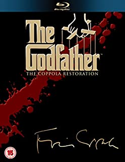 The Godfather Coppola Restoration [Blu-ray]  [1972] [Region Free] (B001E25MBK) | Amazon price tracker / tracking, Amazon price history charts, Amazon price watches, Amazon price drop alerts