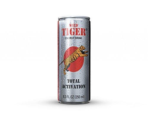 Wild Tiger Energy Drink 8.3 fl. oz 24/case