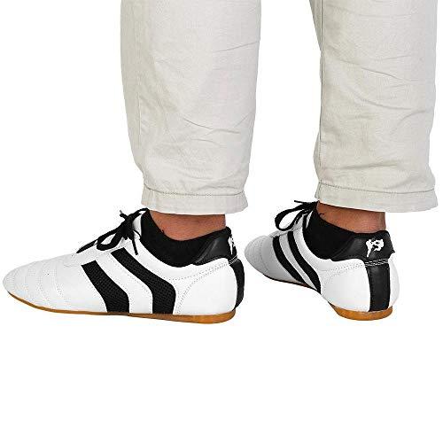 Umiwe Chaussures de Taekwondo,Sneaker Léger et Respirant pour Les Arts...