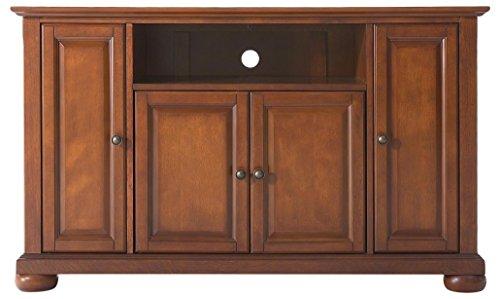 Crosley Furniture Alexandria 48-inch TV Stand - Classic Cherry