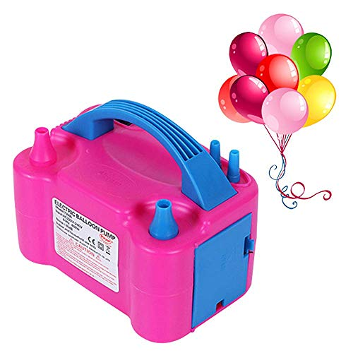 Inflador de Globo Eléctrico 600W 220-240 (V) bomba electrica para inflar hinchador...